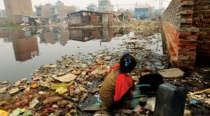 Crucial Sanitation Problems in India