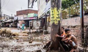 Crucial Sanitation Problems in Indiaa
